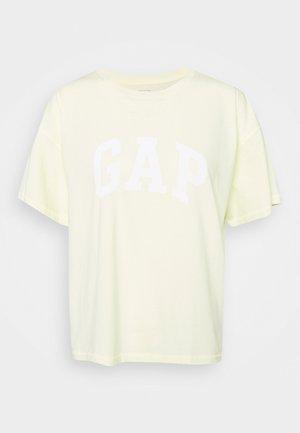 EASY TEE - Print T-shirt - new honeysuckle