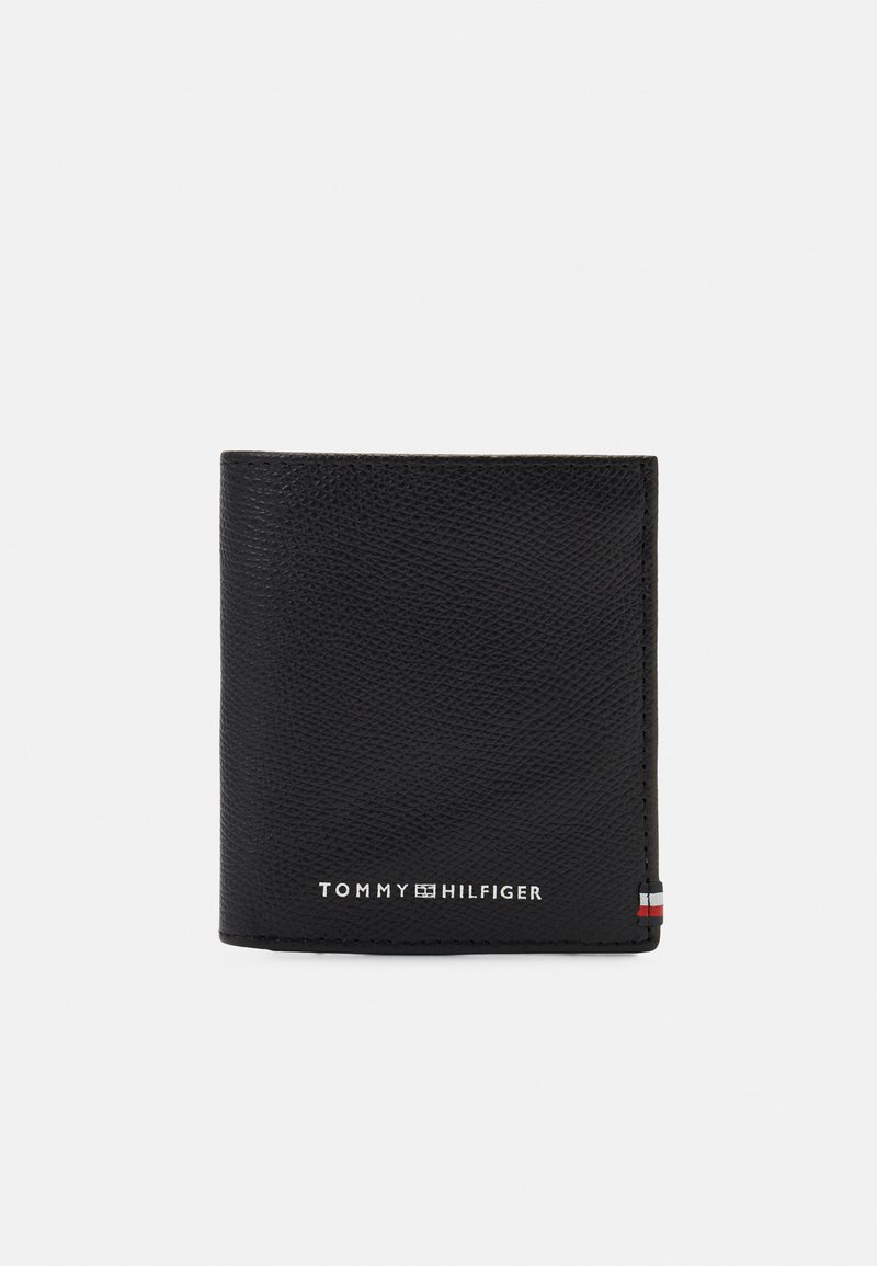 Tommy Hilfiger - BUSINESS TRIFOLD - Wallet - black