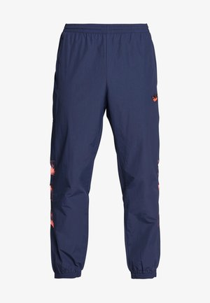 FOOTBALL GRAPHIC TRACK PANTS - Träningsbyxor - blue