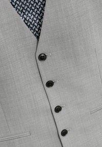 Next - STRETCH  - Gilet elegante - grey - 4