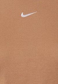 Nike Sportswear - TEE - Print T-shirt - brown - 2