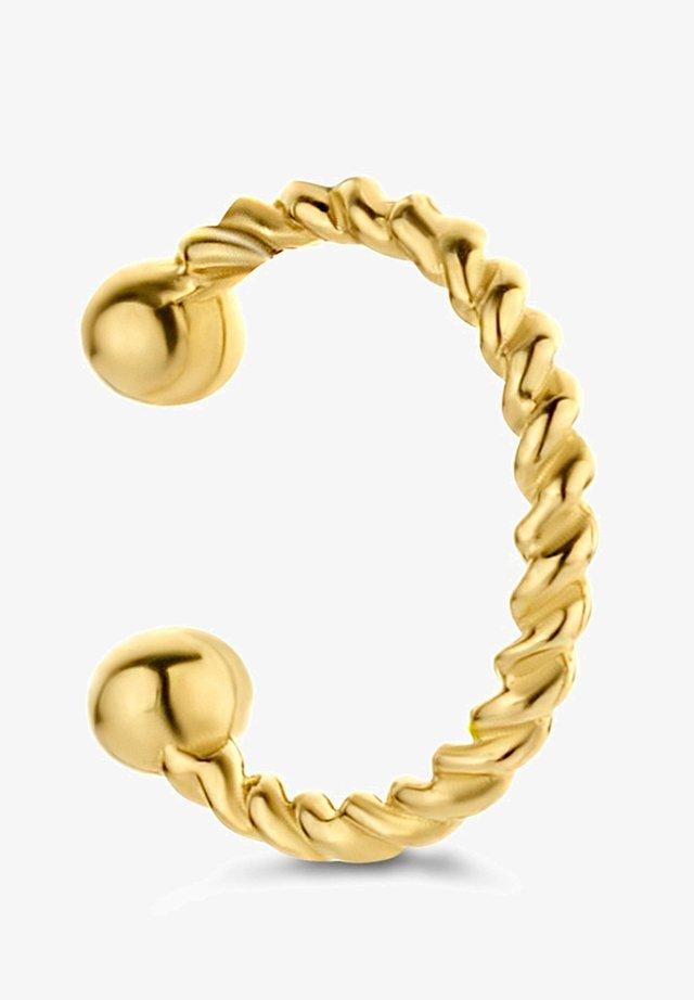 14 KARAT GOLD  - Örhänge - gold
