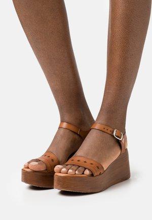 MILI - Clogs - brown