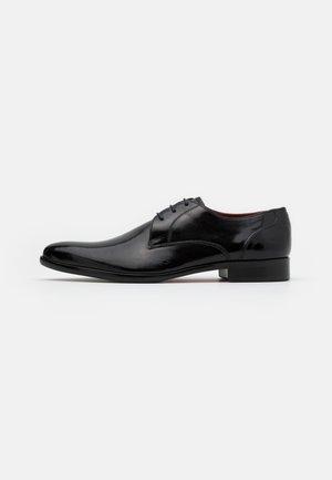TONI - Stringate eleganti - black