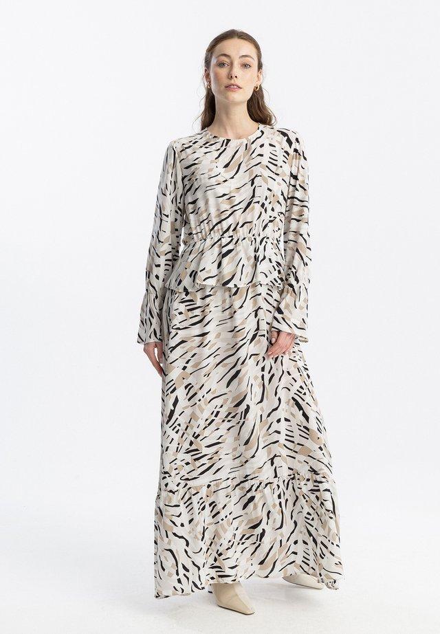FLYWHEEL - Maxi dress - beige