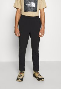 The North Face - TECH PANT - Pantalon de survêtement - black - 0