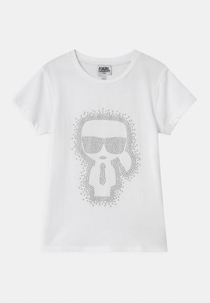 SHORT SLEEVES  - T-shirt print - white