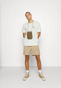 YOURTURN - Print T-shirt -  mint - 1