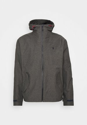 PORTLAND FULL ZIP - Giacca leggera - windsor heather
