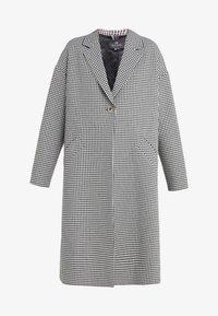 PS Paul Smith - Classic coat - black/white - 4