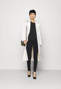 Nudie Jeans - HIGHTOP TILDE - Jeans Skinny Fit - sentimental black - 1