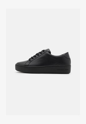 POPPY LACE UP - Sneaker low - black