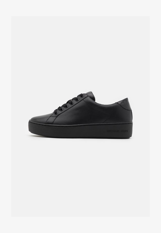 POPPY LACE UP - Trainers - black