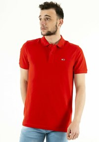 Tommy Hilfiger - Polo - rouge - 0