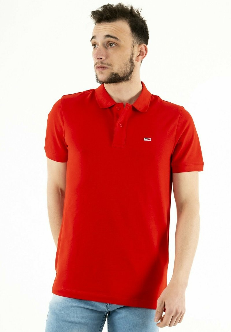 Tommy Hilfiger - Polo - rouge