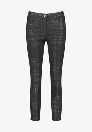 Jeans Skinny Fit - schwarz/schwarz