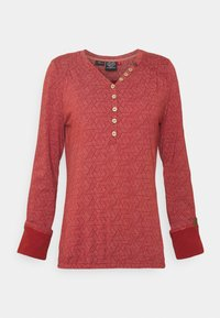 Ragwear - PINCH - Long sleeved top - chili red - 4