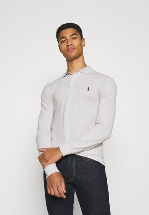 Polo shirt - american heather