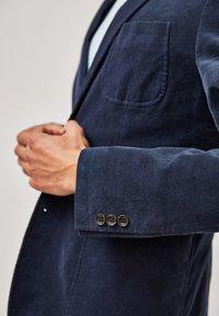 Next - CORD - Blazer jacket - blue - 5