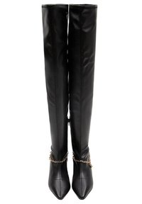 Violeta by Mango - PULSE-I - Over-the-knee boots - schwarz - 1