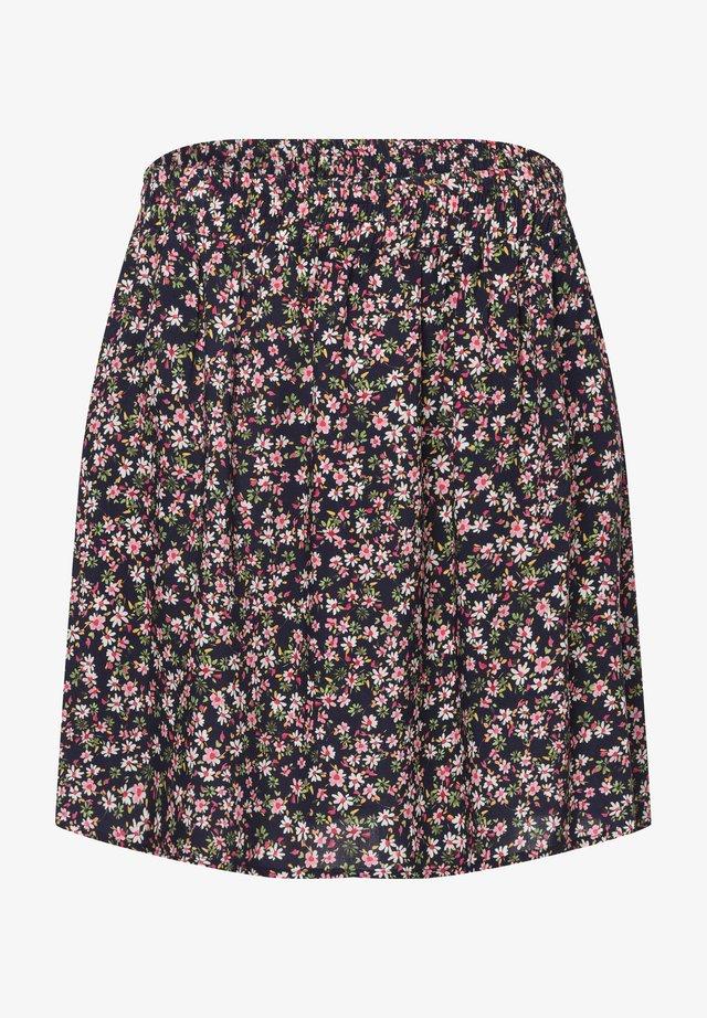 A-line skirt - rosenholz marine