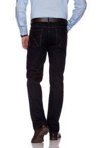 BRAX - COOPER - Straight leg jeans - darkblue - 1