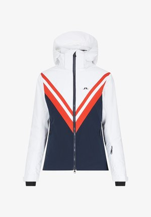 SHANNON - Veste de ski - racing red