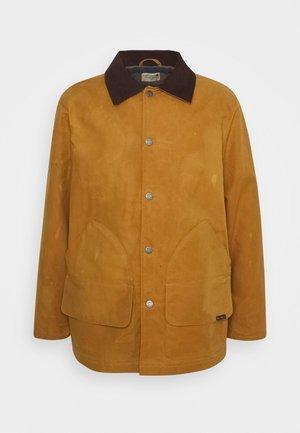 KALLE - Summer jacket - ochre