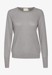 frost gray melange
