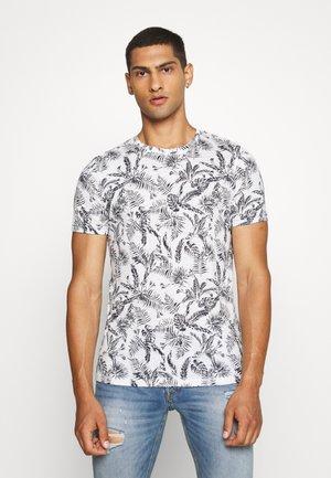 JORELRON ORGANIC - T-shirts print - cloud dancer