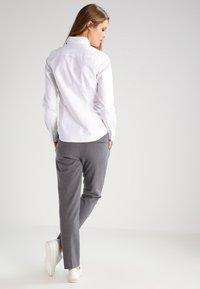 GANT - Button-down blouse - white - 2