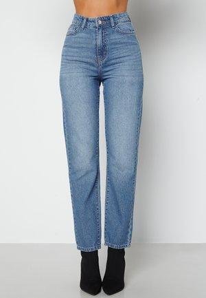 NATALIE  - Jeans Tapered Fit - blue denim