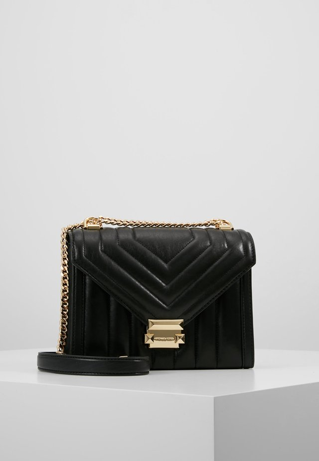 WHITNEY - Sac bandoulière - black
