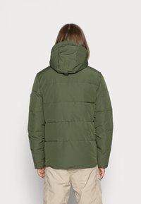 Vintage Industries - ZANDER JACKET - Winter jacket - drab - 2