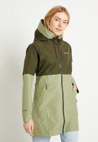 Berghaus - Soft shell jacket - green - 0