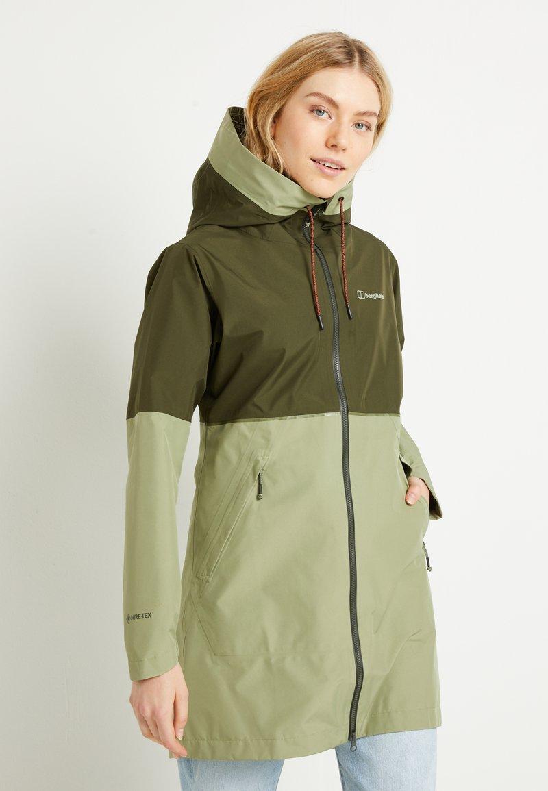 Berghaus - Soft shell jacket - green
