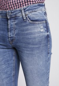 Jack & Jones - JJIGLENN JJORG - Slim fit jeans - blue denim - 3