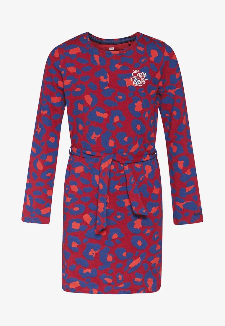 WE Fashion - Robe d'été - vintage red