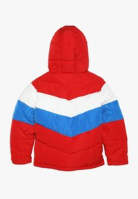 Benetton - Winter jacket - red - 1