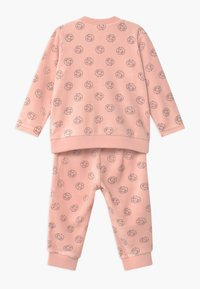 Benetton - SET  - Tracksuit - pink