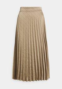 Copenhagen Muse - NOTES - A-line skirt - elmwood - 0