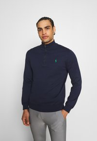 Polo Ralph Lauren Golf - LONG SLEEVE - Stickad tröja - french navy - 0