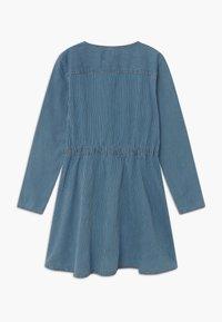 Benetton - ONLINE GIRL - Denim dress - blue denim - 1