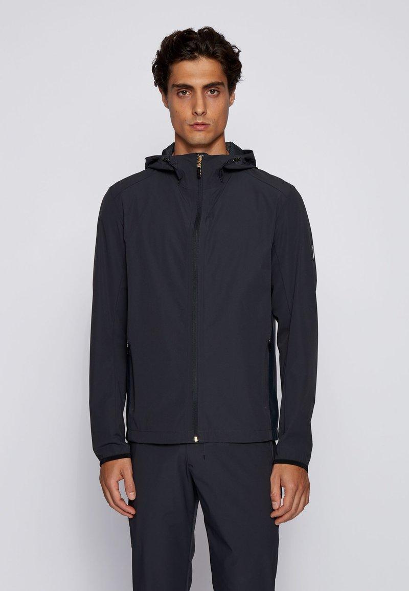 BOSS - Summer jacket - dark blue