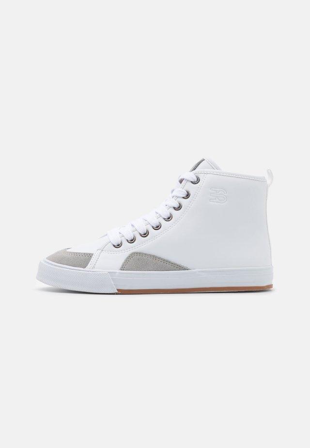 ALMA  - Sneakers hoog - white