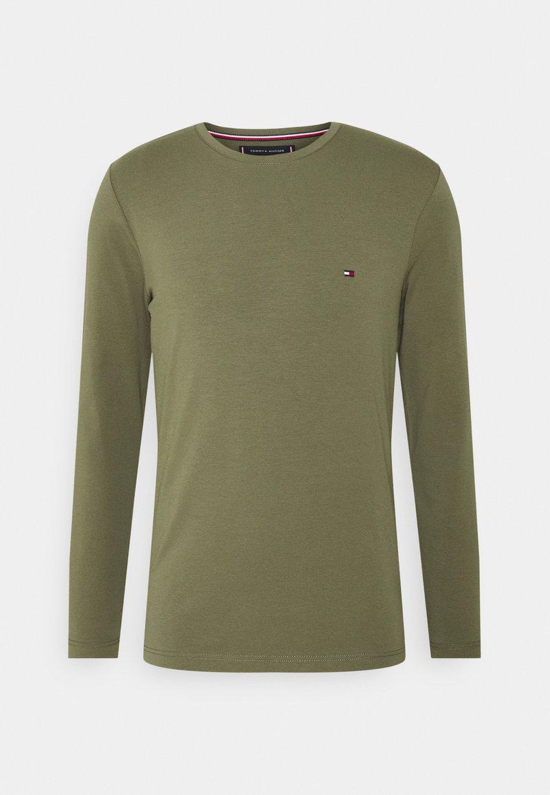 Tommy Hilfiger - SLIM FIT TEE - Long sleeved top - green
