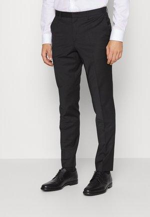 GETLIN - Pantalón de traje - black
