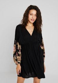 Billabong - WIND WHISPERS - Day dress - black - 0