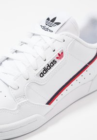 adidas Originals - CONTINENTAL 80 - Sneakers laag - footwear white/scarlet/collegiate navy - 2