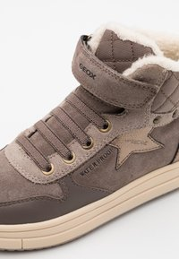 Geox - REBECCA  - Sneaker high - smoke grey - 5